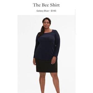 The bee shirt